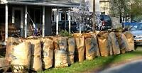 YARD WORK > SPRING CLEANUPS < JUNK REMOVAL / 613-214-6346