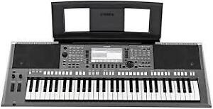 Clavier arrangeur YAMAHA PRS S750 PROFESSIONNEL