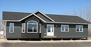 SPRUCE VIEW RTM 'S  (READY TO MOVE HOMES)