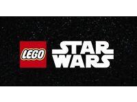Lego Star Wars sets huge amount !