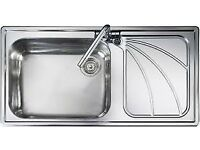 Rangemaster kitchen sink