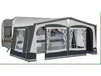 1075cm caravan awning used twice. Exc condition