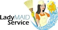 MAID CLEANING SERVICES- CHEAP NO OBLIGATIONS