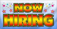★★★ NOW HIRING ★★★ APPLY TODAY ★★★