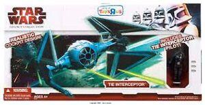 Star wars Legacy tie interceptor