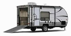Wanted RV Toy Hauler