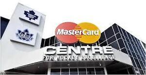 Sunday night mens hockey league at Mastercard Centre