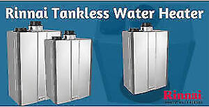 SAVE Limited Time Tankless Water Heater SALE