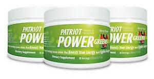 Patriot Power Greens Review – Restore Health, Energy and Vitalit