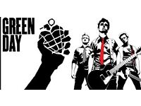 2 X GREEN DAY TICKETS, Bellahouston Park, Glasgow, United Kingdom Tuesday, 04 July 2017 14:00