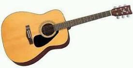 Yamaha f130 acoustic guitar