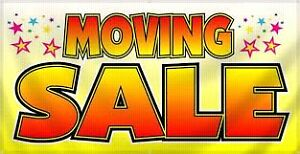 Moving Sale!!  Sat Aug 27th 10am till 4pm-9 DIETZ AVE N.