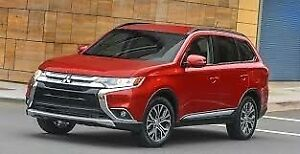 2016 Mitsubishi Outlander GT S-AWC Cuir/Toit