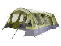 VANGO INSPIRE 600 AIRBEAM TENT 2016 as new (used for 3 weeks) Top of Range Family Tent