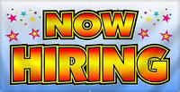 25 Immediate Openings - APPLY TODAY!!