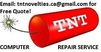 Tune-up, Virus cleanup & Data Recovery Services Available!