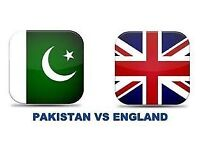 ICC Champions Trophy 1st Semi Final in Cardiff for England vs Pakistan- 6 Silver Tickets