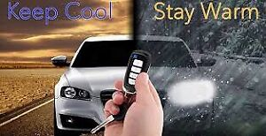 REMOTE CAR STARTERS - PROFESSIONAL INSTALL