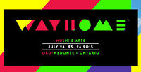 1 WAYHOME Music Festival Pass - includes camping