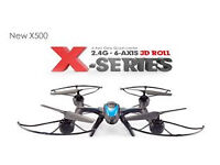 xseries mjx 500x drone quadcopters with camera FPV live view WiFi to their X-series line