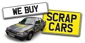 Scrap cars wanted 07927 346247 spares or repairs non runners