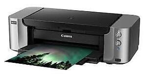 Canon PIXMA PRO-100 Wireless Professional All-in-One Inkjet