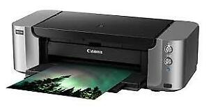 Canon PIXMA PRO-100 Wireless photo Printer 11X17 Brand new