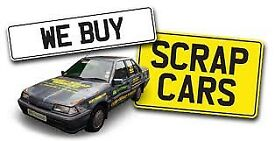 Scrap Cars Vans 4X4S Wanted Cash For Cars