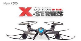 mjx 500 xseries quadcopter drone real time view watch live