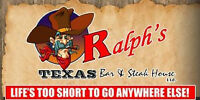 Ralph's Steak Night and Silent Auction Fundraiser