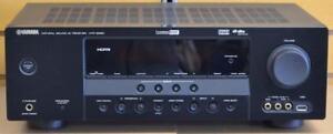 Amplificateur cinéma maison 5.1 HDMI Yamaha HTR-6050