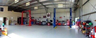 Workshop space available to right tenant.