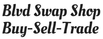 Blvd Swap Shop Online