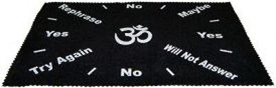Pendulum Mat | Om Symbol | Divination | Vienna Imports