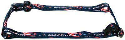 Columbus Blue Jackets Extra Small 5/8 Inch Adjustable Pet Harness FREE US SHIP