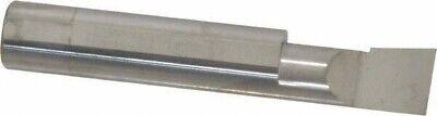 Solid Carbide Boring Bar 0.49 Min Bore Diam 1 Max Bore Depth 12 Shank Diam