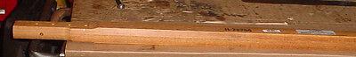 John Deere 9w 8w 37 38 39 Hay Mower Wood Pitman Stick Jd Sickle Bar 8 9 W H28286