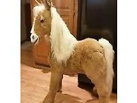 WANTED fur real pony (spare or repair) needed to fix daughters beloved fur real pony