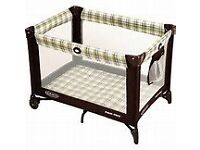 graco playpen in excellent condition suitable for a boy for sale  Swansea