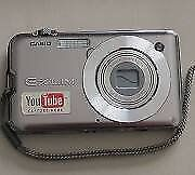 Casio Exilim EX-510 Digital Camera