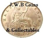 J.W.B Coins & Collectables