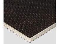 plywood anti slip 18 mm buffalo board type