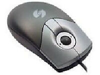 Brand New! Trackball Opti Scroll Mouse
