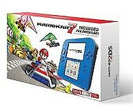 New in Box Nintendo Gameboy 2D + Mario Kart 7