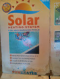 Pool Heater Two 2x20 Solar Panels