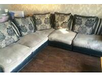 Corner sofa REDUCED PRICE