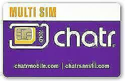 Sim Cards available like Bell, Telus, Rogers, Fido, Solo, Koodo, Virgin, AT&T, Chatr, Freedom, Public Mobile etc