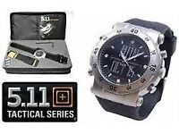 5.11 Tactical H.R.T.® Titanium Watch