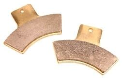 Polaris Sportsman 500 Atv Rear Brake Pads 1998-2002