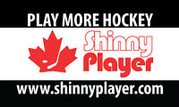 #PlayMoreHockey Shinny Player Wants You!